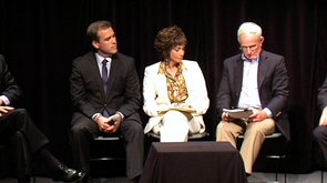 Tease photo: Filner, DeMaio Take More Muted Tones In Mayoral Debate On Innovation