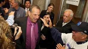 Tease photo: San Diego Police Endorse Filner For Mayor