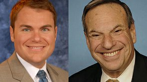 Tease photo: Filner Leads DeMaio In Tight Battle