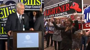 Tease photo: Lightner Wins; Dems Control SD Council