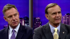 Tease photo: Election Night: Bilbray And Peters Compete For A New District