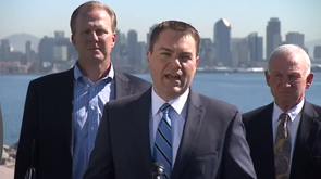 Tease photo: Filner, DeMaio Make Final Pitch To Be San Diego's Mayor