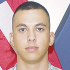 Two young soldiers from the U.S. territory of Guam lost their lives in suicide car bomb attack near Kabul, Afghanistan on May 16. Killed were: Sgt. Eugene M. Aguon, 23, of Mangilao, Guam, and Spc. Dwayne W. Flores, 22, of Sinajana, Guam.