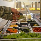 The effects of sequestration are about to hit home for many military families. The Pentagon announced today most military commissaries will soon be closed on Mondays.
