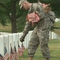Memorial Day Observed At Arlington With 'Flags In' (Video)