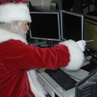 For little ones awaiting Christmas, it may seem like FOREVER until Santa Claus begins his journey around the globe. But the folks at NORAD (North American Aerospace Defense Command) have their Santa Tracker website up and running - with lots of games, music, and movies to keep the kiddies busy until the big day arrives.