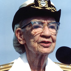 Monday's Google Doodle honors Grace Murray Hopper, a groundbreaking computer scientist who also attained the rank of rear admiral in the U.S. Navy.