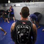 There are countless programs to help veterans readjust to civilian life. One of the most unusual is in San Diego, where vets get together in a caged boxing ring and punch each other in the face.