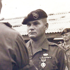 President Barack Obama awarded the Medal of Honor to two Vietnam War soldiers at a White House ceremony Monday: Army Command Sgt. Maj. Bennie G. Adkins, 80, and Army Spc. Donald P. Sloat, who was killed in combat in 1970 at the age of 20.