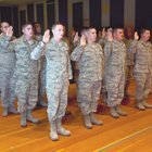 "The Air Force announced this week airmen aren't required to say ""So help me God"" as part of the enlistment oath. The decision was prompted by an atheist airman from Creech Air Force Base in Nevada who refused to say those four words in his reenlistment oath, and thus was denied the opportunity to remain in the Air Force."
