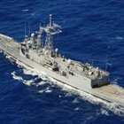 The guided-missile frigate USS McClusky is scheduled to return on Friday from its final deployment.