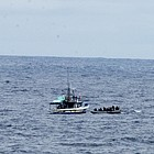 The San Diego-based USS Vandegrift crew teamed up with the U.S. Coast Guard to uncover roughly 875 pounds of cocaine that was hidden on a fishing boat off the coast of Central America.