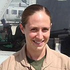 The two Camp Pendleton-based Marines killed Friday when their 3rd Marine Aircraft Wing UH-1Y Huey helicopter crashed have been identified as Capt. Elizabeth Kealey, 32, and 1st Lt. Adam Satterfield, 25.
