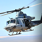 Two Marines assigned to the Third Marine Aircraft Wing at Camp Pendleton were killed Friday when their  UH-1Y Huey helicopter crashed aboard Marine Corps Air Ground Combat Center Twentynine Palms. The military has not yet released the identities of the two fallen Marines.