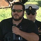 A Marine who lost both his legs and has been through 240 surgeries will find life a little easier, thanks to a new home that broke ground Tuesday in Fallbrook.
