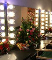 dressing rooms available for your production...