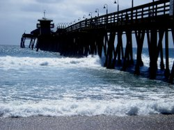 "During wet weather, Imperial Beach received an ""F"" grade for water quality and pollution."