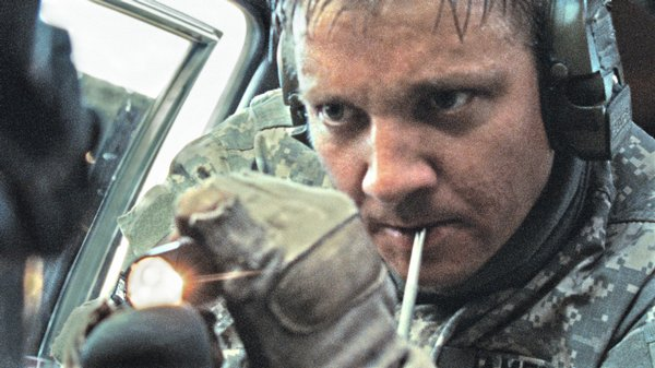 Jeremy Renner in &quot;The Hurt Locker&quot;