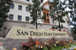 San Diego State University is being forced to toughen its admission due to severe budget cuts to education around the state.