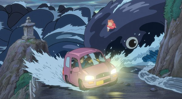 Nature&#39;s revenge in &quot;Ponyo&quot;