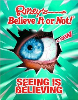 Newest Book from Ripley's Believe It or Not!