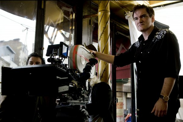Director Quentin Tarantino