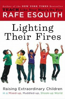Educator Rafe Esquith's newest book is about encouraging children despite hardship.