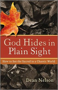 Journalism professor and author writes about searching for God and the role God plays in his life.