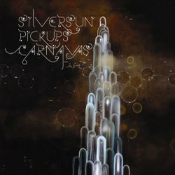 The Silversun Pickups 2006 debut album Carnavas, featuring artwork by Darren Waterston.