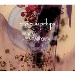 The Silversun Pickups 2009 album Swoon, featuring artwork by Darren Waterston.