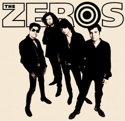 Chula Vista punk band The Zeros, Lifetime Award Winners at the 19th Annual San Diego Music Awards.