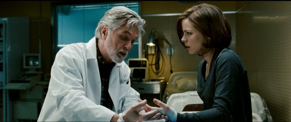 Tom Skerritt is wasted in &quot;Whiteout&quot; starring Kate Beckinsale