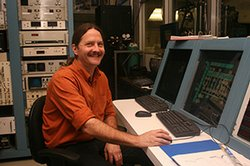 Russ Doerner, a research scientist in the UCSD Jacobs School of Enginerering&#39;s Mechanical and Aerospace Department, is using a $7 million grant to study how fusion can become an effective green energy source.