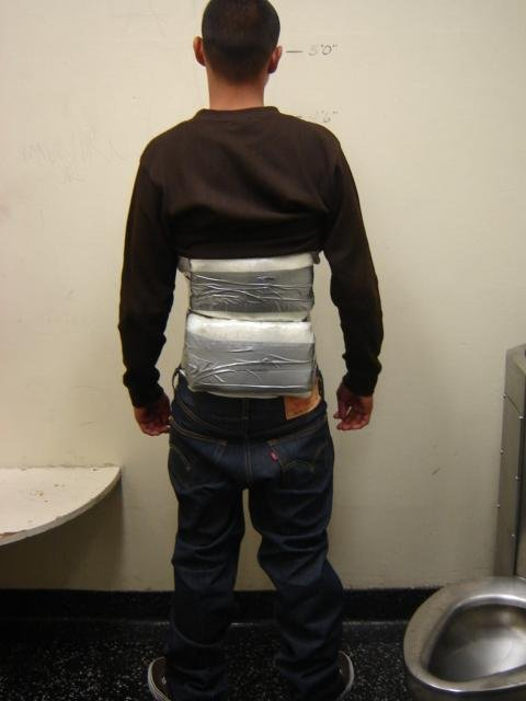 Teens And Duct Tape Drug Smugglers Latest Tactic Kpbs