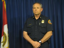 New Fire Chief Javier Mainar has been with the San Diego Fire Department for nearly 30 years.