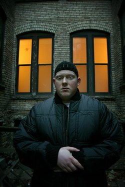 Brother Ali&#39;s newest album is called &quot;Us&quot; and was produced by Ant, of the hip-hop group Atmosphere.