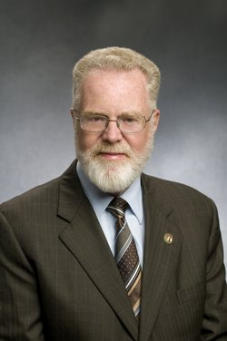 President Stephen L. Weber, the seventh president of San Diego State University. 