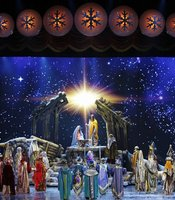 The &quot;Living Nativity&quot; scene, which has been in the show since its inception in 1933, is a moving tribute to the first Christmas.