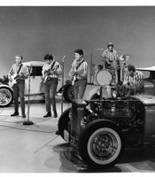 "The Beach Boys perform ""I Get Around,"" one of the top hits of the decade."