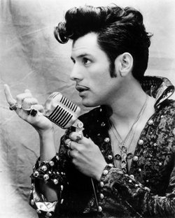 El Vez, the Mexican Elvis, performs at the Casbah on Saturday, December 19th.