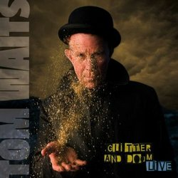 Cover of Tom Waits' album.