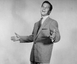 Pat Boone, circa 1957 publicity photo