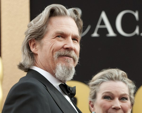 The Dude abides... Mr. Jeff Bridges.