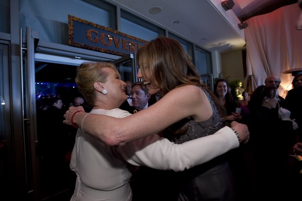 Meryl Streep and Kathryn Bigelow