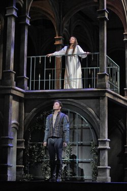 Charles Gounod&#39;s opera &quot;Romeo and Juliet&quot;