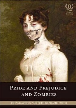 "Cover of the book ""Pride and Prejudice and Zombies."""