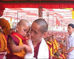 Tenzin Zopa and the Unmistaken Child.