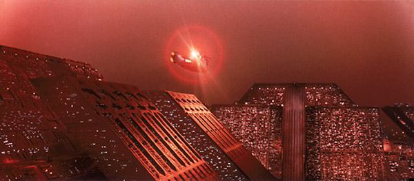 "The special effects in ""Blade Runner"" still dazzle."