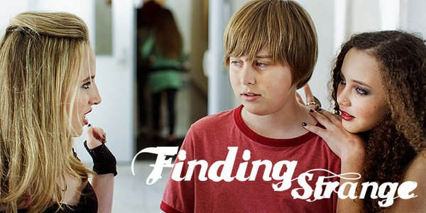 "The short film, ""Finding Strange."""