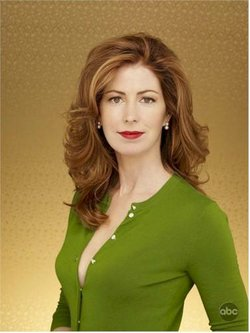 "She plays one on TV:  Dana Delany is a medical examiner in ABC's ""Body of Proof"""
